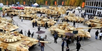 Выставку Russia Arms Expo перенесут из Нижнего Тагила - Тагильский рабочий